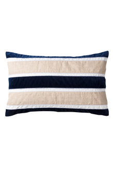 Coastal Stripe Cushion