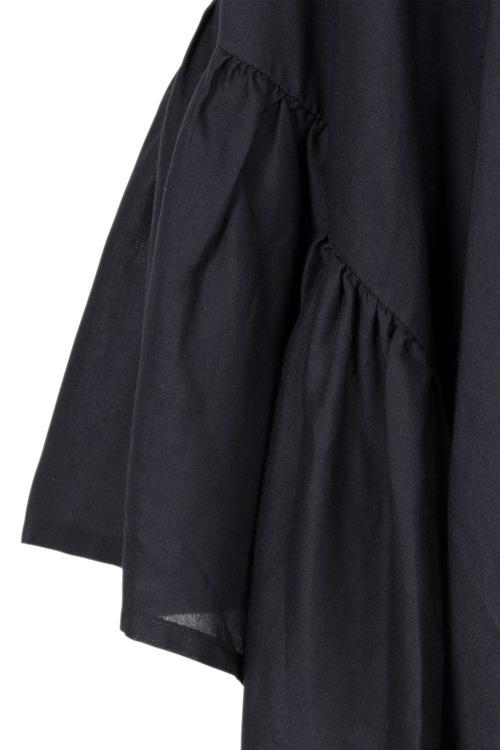 Urban Ruffle Sleeve Tunic