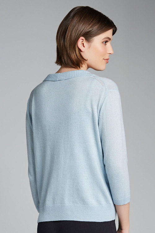 Capture Collared Knit