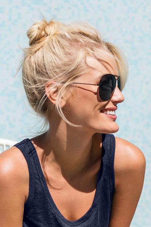 Amsterdam Aviator Sunglasses