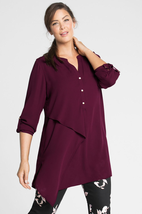 Sara Easy Care Tunic