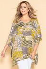 Plus Size - Sara Kaftan Tunic