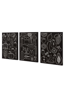Milne Wall Art Set of 3