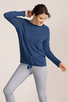 Capture Merino Drawstring Jumper