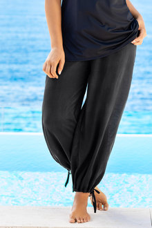 Plus Size - Sara Beach Pants