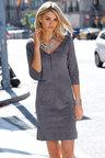 Urban Zip Front Dress