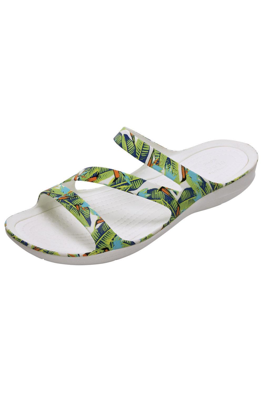 19a50d7063fe Crocs Swiftwater Graphic Sandal Online