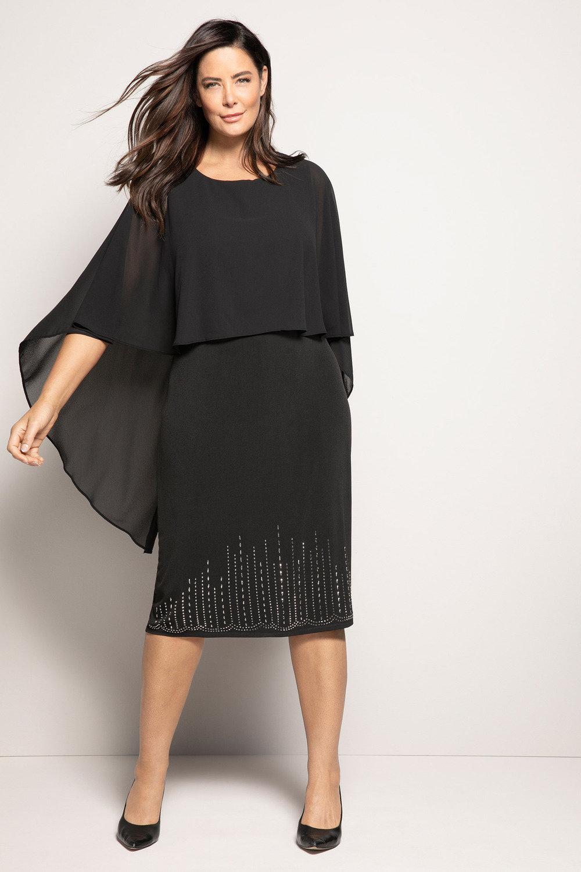 4f5c67fc7e1 Plus Size - Sara Overlay Dress