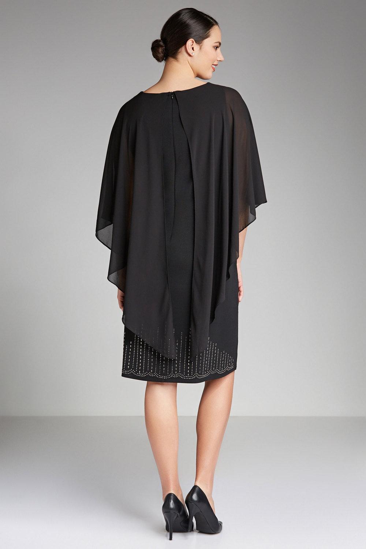 d43483034a1 Plus Size - Sara Overlay Dress