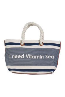 Vitamin Sea Beach Bag