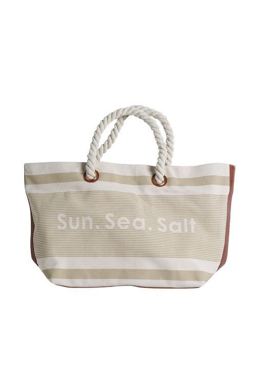 Sea Sun Salt Beach Bag