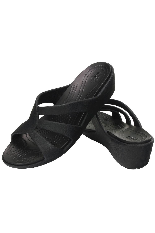 fc614933bfb4 Crocs sanrah strappy wedge online shop ezibuy jpg 1000x1500 Crocs sanrah