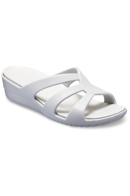 Crocs Sanrah Strappy Wedge