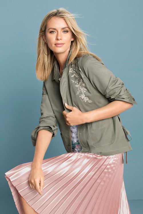 Emerge The Feminine Utility Jacket
