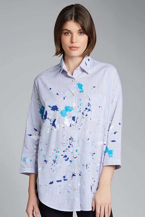 Emerge Splatter Shirt