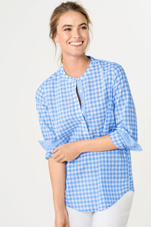 Capture Gingham Shirt