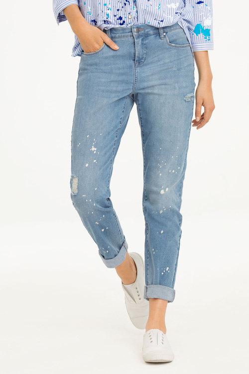 Emerge Splatter Jean