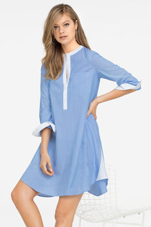 Emerge Swing Shirt Dress - 178830
