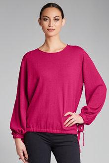 Grace Hill Knitwear Poet Sleeve Sweater