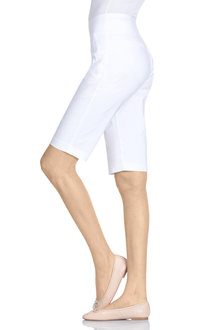 Capture Slimming Bengaline Pull On Shorts - 178887