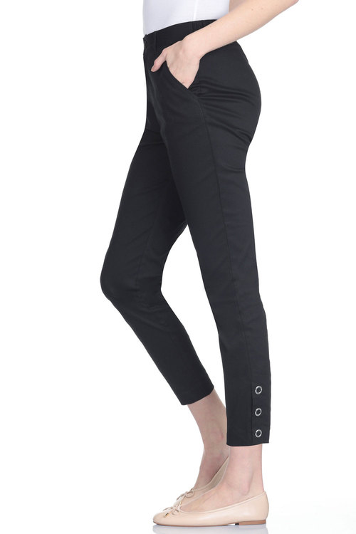 Capture Twill Ankle Pant