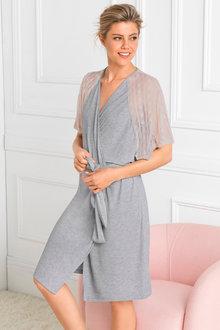 Mia Lucce Kimono Lace Robe