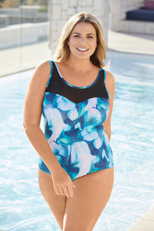 Quayside Woman Mesh Swimsuit - 178907