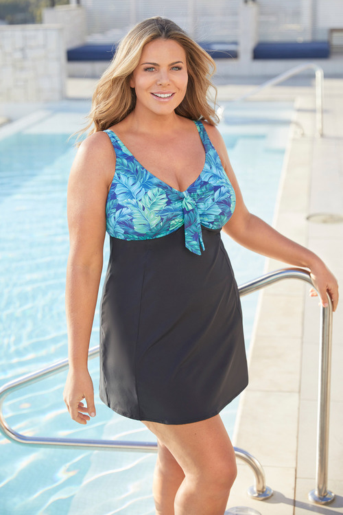 Quayside Woman Secret Support Swimsuit