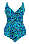 Quayside Woman Cross Over Swimsuit