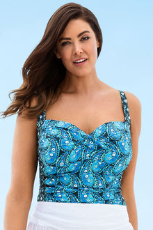 Quayside Woman Tankini Twist - 178916