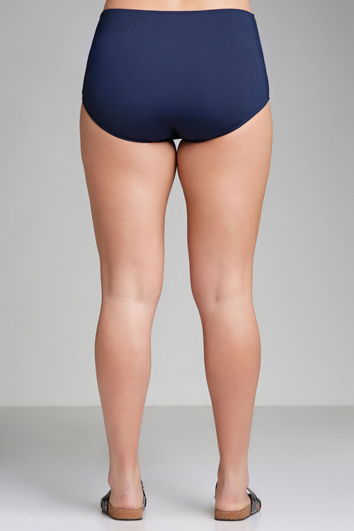 Plus Size - Quayside Woman Swim Brief