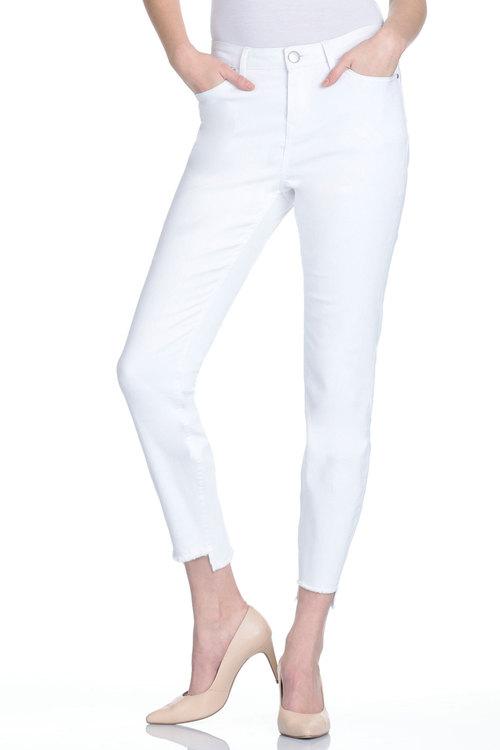 Emerge Stepped Hem Jeans