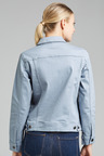 Capture Coloured Denim Jacket