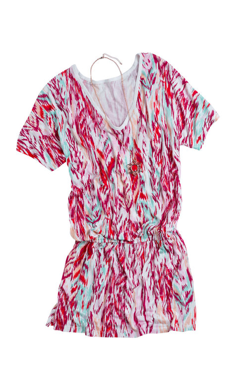 Urban Printed Long Tunic