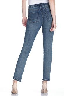 Capture High Waist Straight Jean