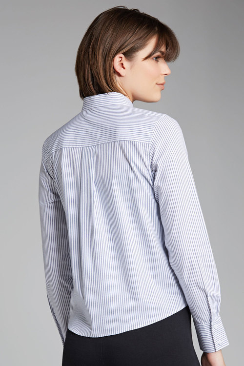 Capture Tie Front Shirt