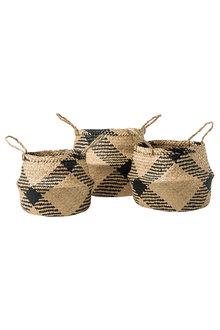 Sutton Basket Set of 3