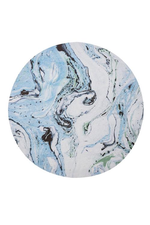 Stoneleigh & Roberson Evie Round Canvas