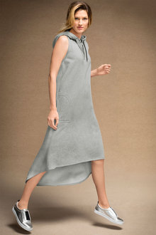 Grace Hill Hooded Dress
