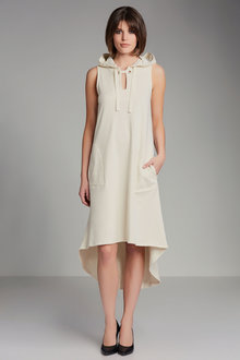 Grace Hill Hooded Dress
