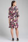 Grace Hill Tie Waist Dress