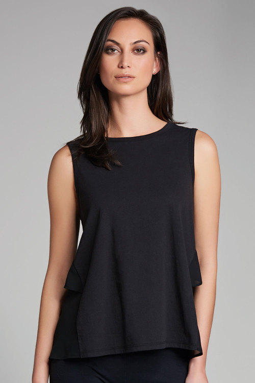 Emerge Ruffle Back Tank