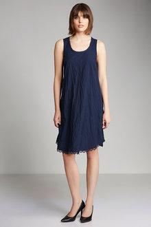 Capture Lace Trim Dress