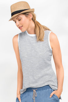 Capture Drop Hem Tank - 179096