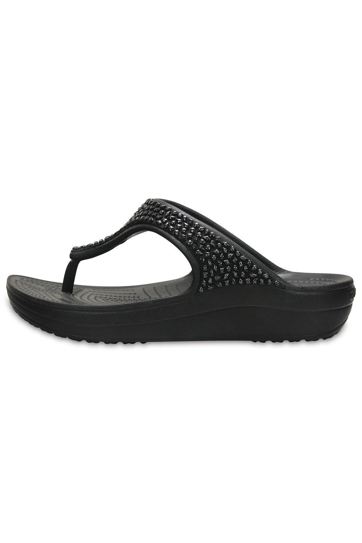 22533b7a176a Crocs Sloane Embellished Flip Online