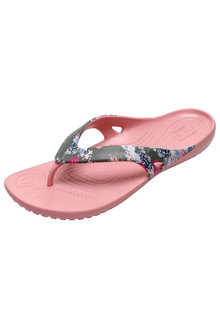 Crocs Kadee 11 Graphic Flip