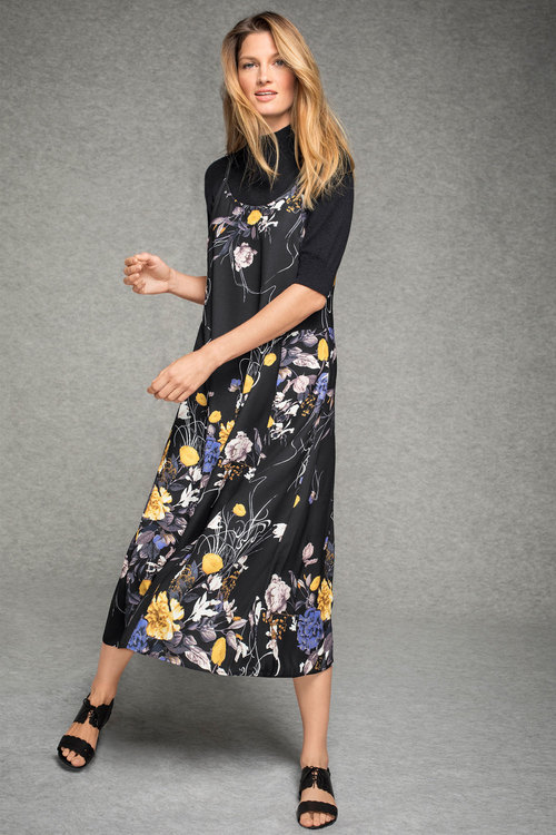 Grace Hill Slip Dress