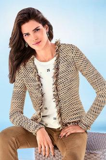 Heine French Knit Jacket