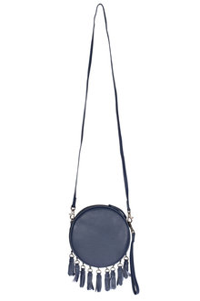 Mila Leather Cross Body Bag - 179254