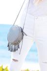 Mila Leather Cross Body Bag